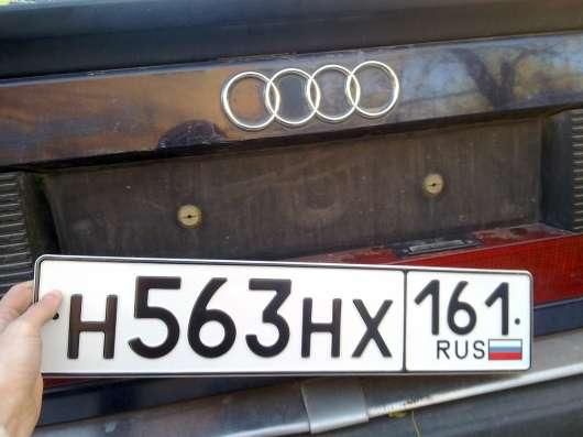 Коли в Росії введуть нові номерні знаки?