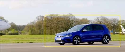 Що станеться, якщо ви включите електронний ручного гальма на швидкості 193 км/год
