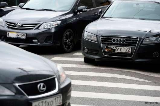 Як столична влада планує боротися з водіями, які приховують номери від камер