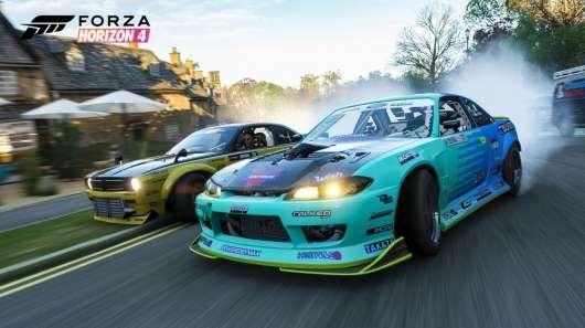 7 поліпшень Forza Horizon 4, які вивели симулятор на новий рівень