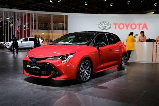 2019 Toyota Corolla: дві версії популярної моделі розкриті в Парижі