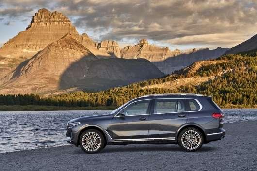 2019 BMW X7 представили офіційно: великий, як Escalade, розкішний, як Rolls Royce