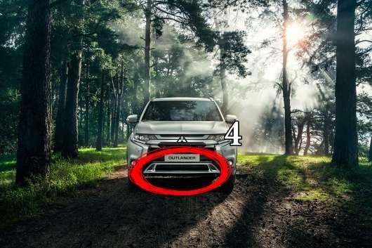 ТОП-5 фактів про оновлений Mitsubishi Outlander