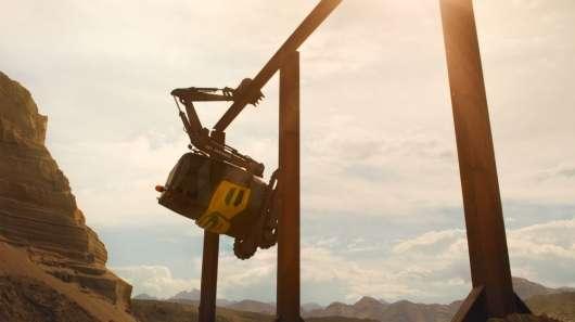 Дольф Лундгрен знявся в рекламі будівельної техніки Volvo