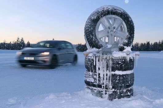 Зимові шини: коли прийшов час міняти