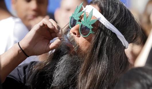 Як марихуана впливає на водіїв