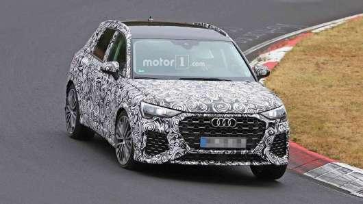 6 нових моделей Audi Sport, які вийдуть до 2020 року
