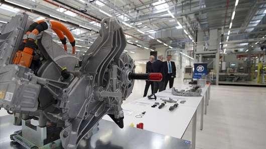 Компанія ZF розробила новий революційний електропривод