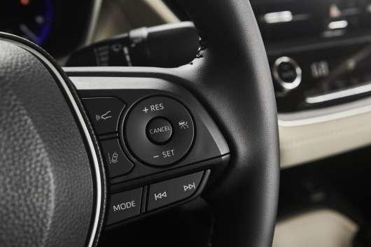 Показаний седан 2020 Toyota Corolla