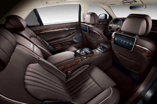 Топ-7 фактів про новому флагманському седані Genesis G90