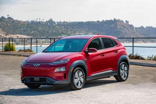 Фіналісти конкурсу 2019 «Автомобіль року» визначено на автосалоні в Лос-Анджелесі