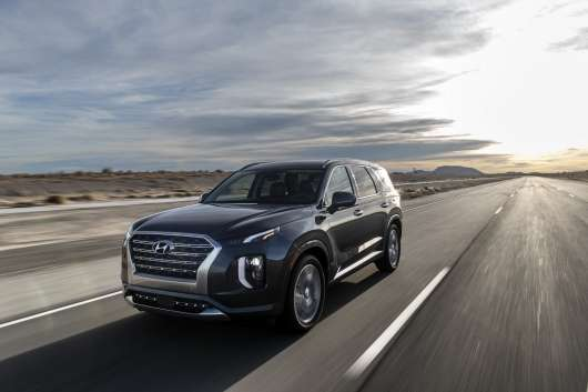 Офіційно з Лос-Анджелеса: Hyundai Palisade вперше зявився наживо [Фотографії]