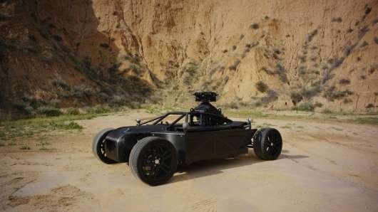 Як насправді знімається автомобільна реклама і автомобілі в кіно
