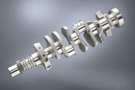 Колінчастий вал: ушкодження, симптоми, ремонт і витрати