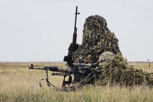 Зустрічайте Чукавина: нова російська снайперська гвинтівка