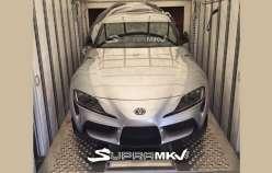 2020 Toyota Supra: показана серійна модель
