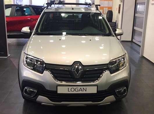 Стала відома вартість крос-версії Renault Logan Stepway