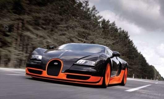 Розсекречений список цін на запчастини для моделі Bugatti Veyron (тримайтеся за серце)