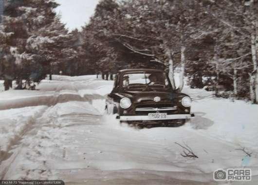 Оповідь про те, як японці вкрали ідею міні-всюдихода у радянських конструкторів ГАЗ