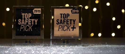 Рейтинг безпеки автомобілів 2019 року