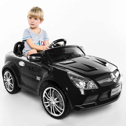 Мерседес відкрив перший у світі автосалон для дітей: відео