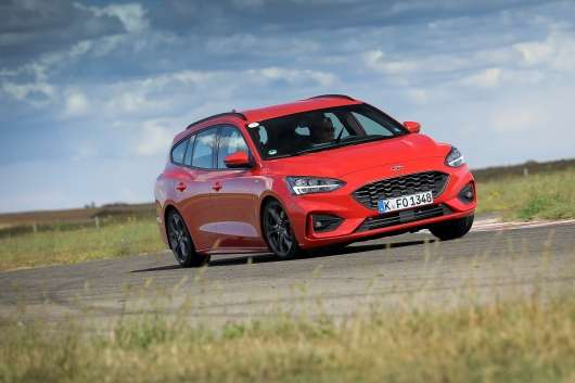 Ford Focus 2019-го модельного року: тест-драйв і огляд основних характеристик