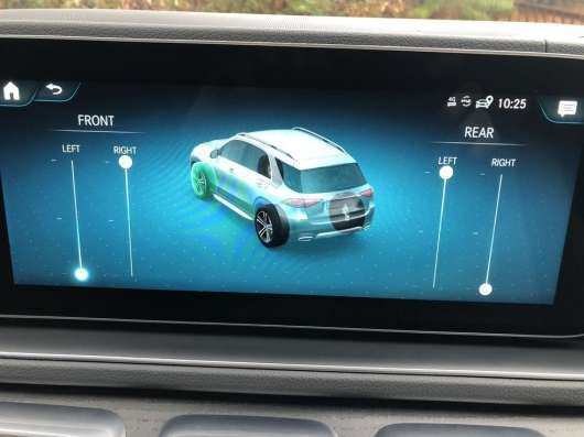 Топ-12 функцій на новому Mercedes-Benz GLE, які ви не знайдете в інших преміум-«однокласниках»