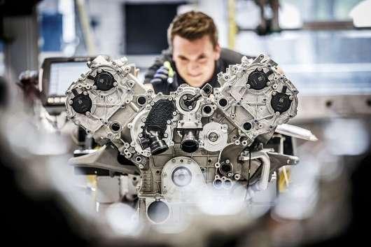 Найбільш технологічні двигуни БМВ, Мерседес і Феррарі 2018