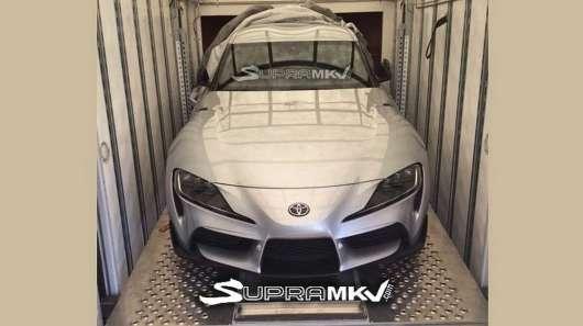2020 Toyota Supra – секретів у зовнішності більше немає!