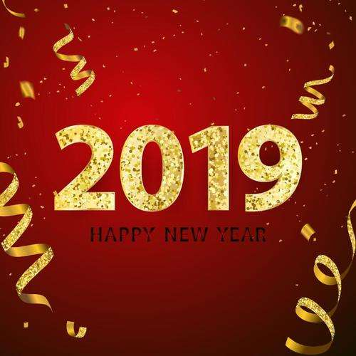 Вітаємо вас з наступаючим Новим 2019 роком і Різдвом