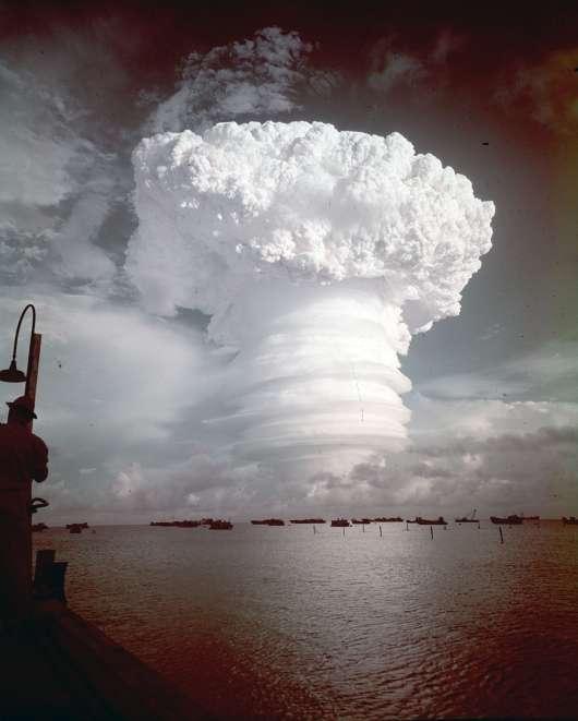 Знайомство з колекціонерами ядерної зброї
