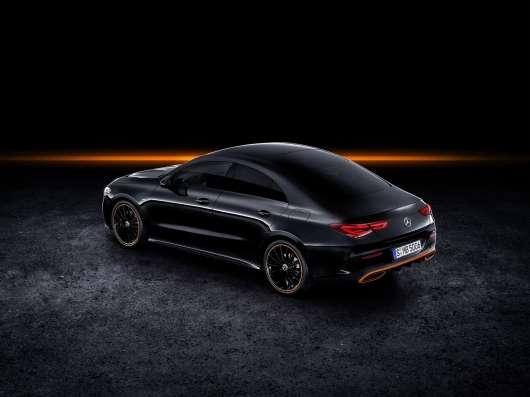 Mercedes-Benz показав друге покоління CLA Coupe