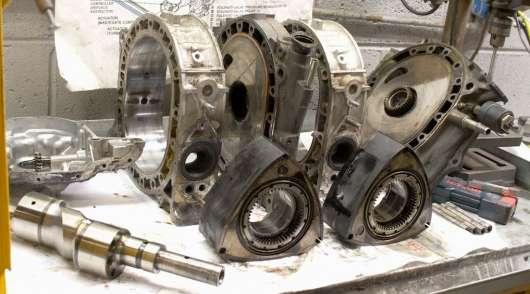Виявляється, роторні двигуни Ванкеля мають всього дві найпоширеніші хвороби
