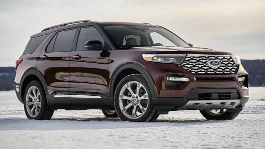 Форд повертається до минулого досвіду з VI поколінням 2020 Explorer