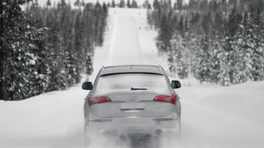 Все, що думали і знали про водіння взимку, було неправильно