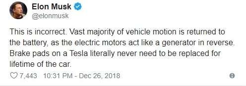 В електричних автомобілях не потрібно міняти гальмівні колодки: правда чи міф?