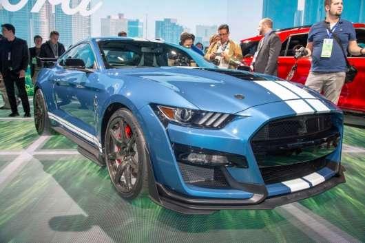 Детройтський автосалон (NAIAS) 2019: найважливіші новинки