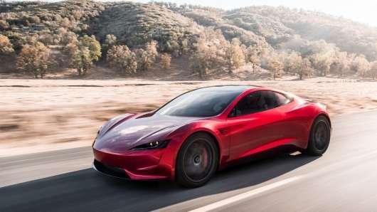 Ілон Маск: нові родстери Tesla зможуть літати за допомогою ракетних міні-двигунів