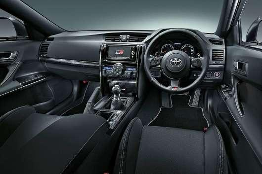 2019 Toyota Mark X у версії GRMN – новий заряджений седан з Японії