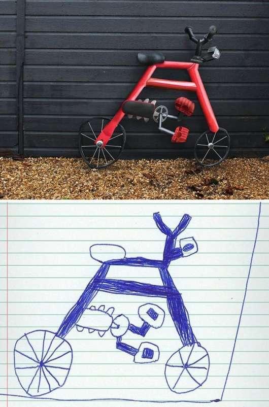 Ось як буде виглядати світ на основі дитячих малюнків
