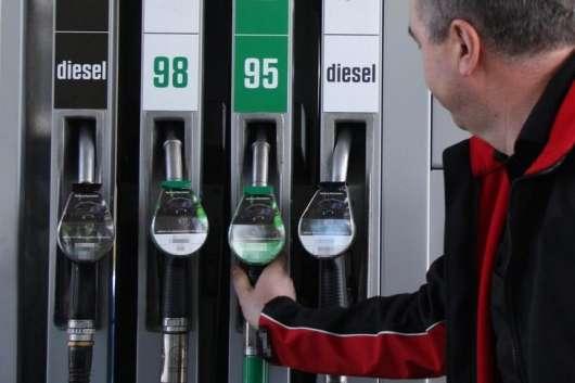 Різниця між заявленим і фактичним витратою палива. Раніше все дуже погано
