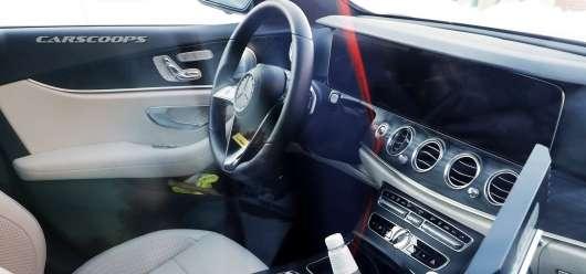 У Мережі зявилися перші фото рестайлінгового 2020 Mercedes-Benz E-Class