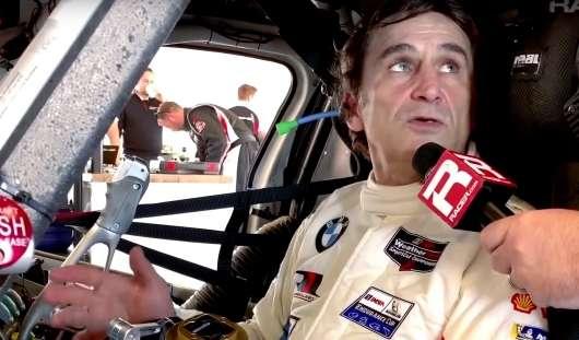 Самий відомий гонщик, що втратив ноги, розповідає, як він продовжив участь у змаганнях