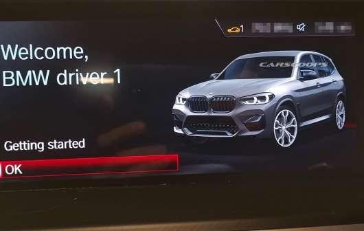 Перша інформація про 2020 BMW X3 M: фотографії, технічні дані