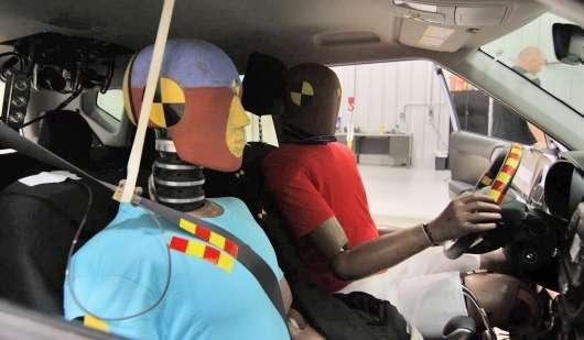 Хендаи анонсувала революційну систему вторинної захисту пасажирів у ДТП