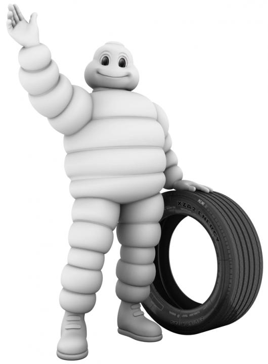 «Бібендум», хто такий і при чому тут компанія Michelin?