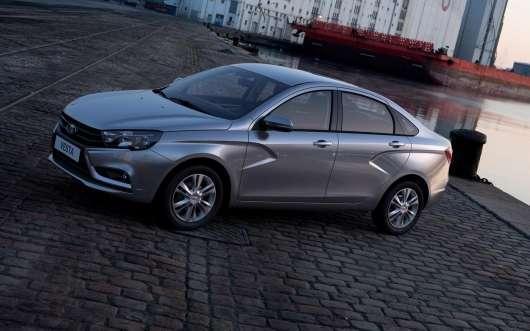 Топ-10 нових авто з АКПП вартістю до 800 000 рублів в 2019 році
