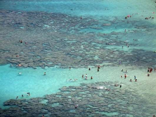 16 місць на планеті, які зіпсували туристи