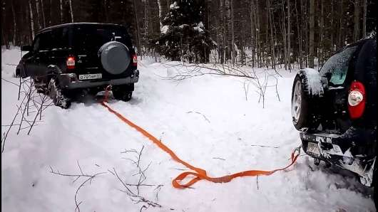 Який головної помилки потрібно уникати при використанні динамічної стропи: відео
