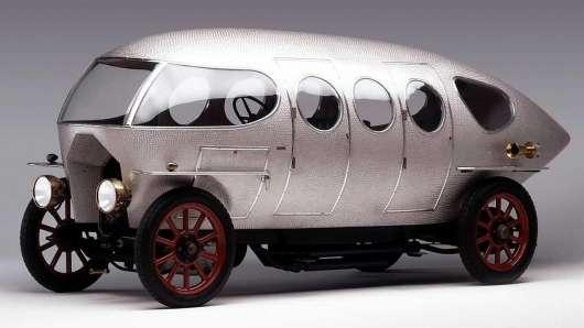 Самі аеродинамічні автомобілі